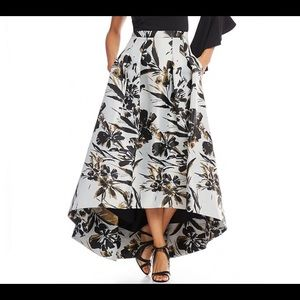 NWT Eliza J Hi-low Skirt